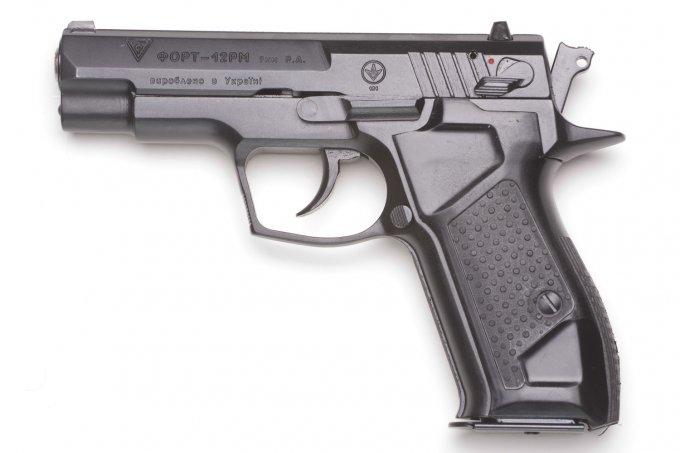 купить травматические пистолеты Форт 12Р и Форт 12РМ